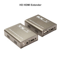 HDMI Extender Splitter over cat5/5e/6 cable up to 120M TCP/IP HD 1080P HDMI Transmitter Receiver