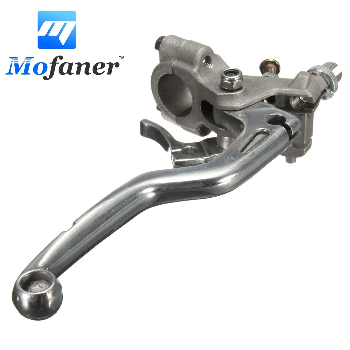 Avant De Frein Levier D'embrayage Maître Cylindre Guidon Métal Pour HONDA CR125R 250R CRF250R 450R CRF