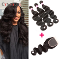 7a Peruvian Virgin Hair With Closure 3 Bundles Peerless Peruvian Body Wave With Closure Virgin Peruvian Body Wave With Closure