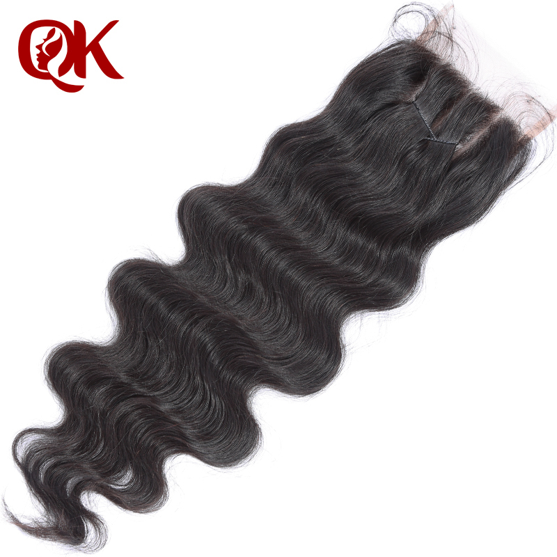 ФОТО FREE SHIPPING 5X5 Bleached Knots 3 Way Part Lace Front Top Closure Body Wave human virgin brazilian hair closure