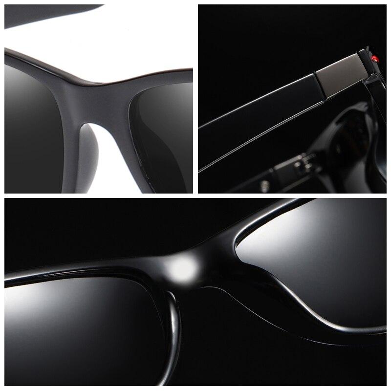 BANMAR Brand Design Classic Polarized Sunglasses Men Women Driving Square Frame Sun Glasses Male Goggle UV400 Gafas De Sol Shade 5