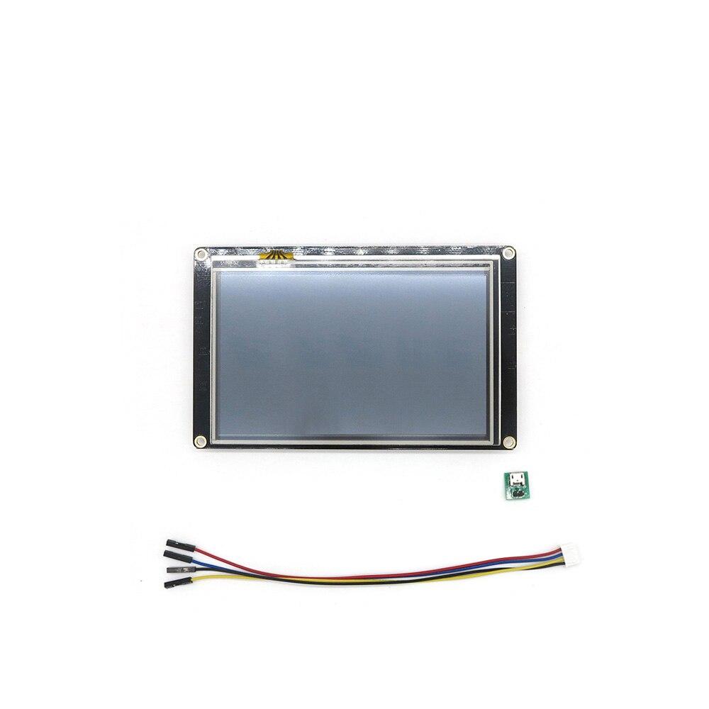 DIYmall LCD Display Nextion Enhanced 7 0 HMI Touch TFT Display for Arduino Raspberry Pi Lcd