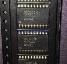 5 ชิ้น/ล็อตDS3232SN SOP20 ds3232 SOP ds3232n SOP 20 ในสต็อก