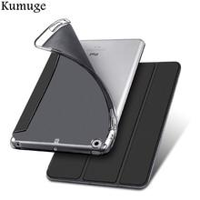 купить 2018 For iPad 2/3/4 Case Soft TPU Silicone Back Cover Tablet Filp Stand for iPad 3 iPad 2 iPad 4 Auto Sleep/Wake up Coque Case онлайн