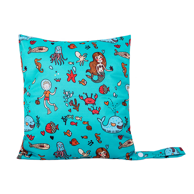 HTB1rQztaJfvK1RjSspoq6zfNpXaW Mummy Diaper Nappy Bag Baby Travel Diaper Bag,Waterproof Maternity Small Wet Bags for Mommy Storage Stroller Accessories 28*30cm
