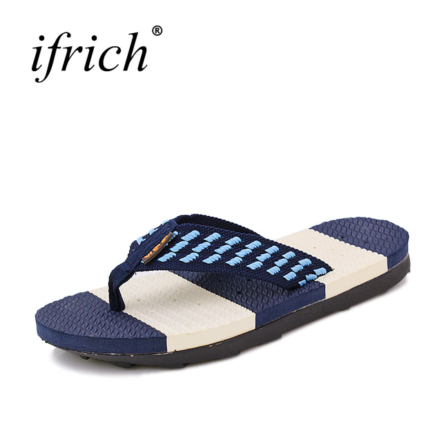 free shipping wide range of buy cheap excellent Male Flip-Flops Light Weight Non-Slip Beach Slippers pictures sale online 3kv4Hk