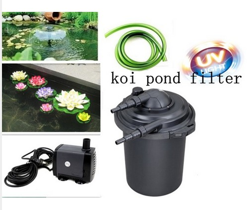 Popular external pond filter buy cheap external pond for External fish pond filters