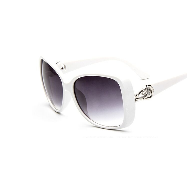 Designer Oval Mirror Sunglasses (6 colors)