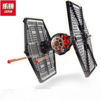 LEPIN 05005 StarWars Building Block Bricks Toys For Children Compatible With Special Forces TIE Fighter Model