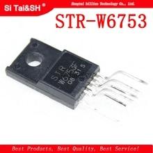 5 pçs/lote STR W6753 STRW6753 W6753 TO 220F 6