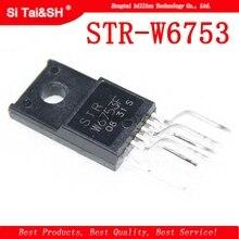 5 pcs/lot STR W6753 STRW6753 W6753 TO 220F 6