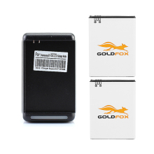 2x 2500mAh Battery For Samsung Galaxy Note N7000 I9220 Original Phone Bateria+USB Wall Charger Top Qaulity Free Shipping