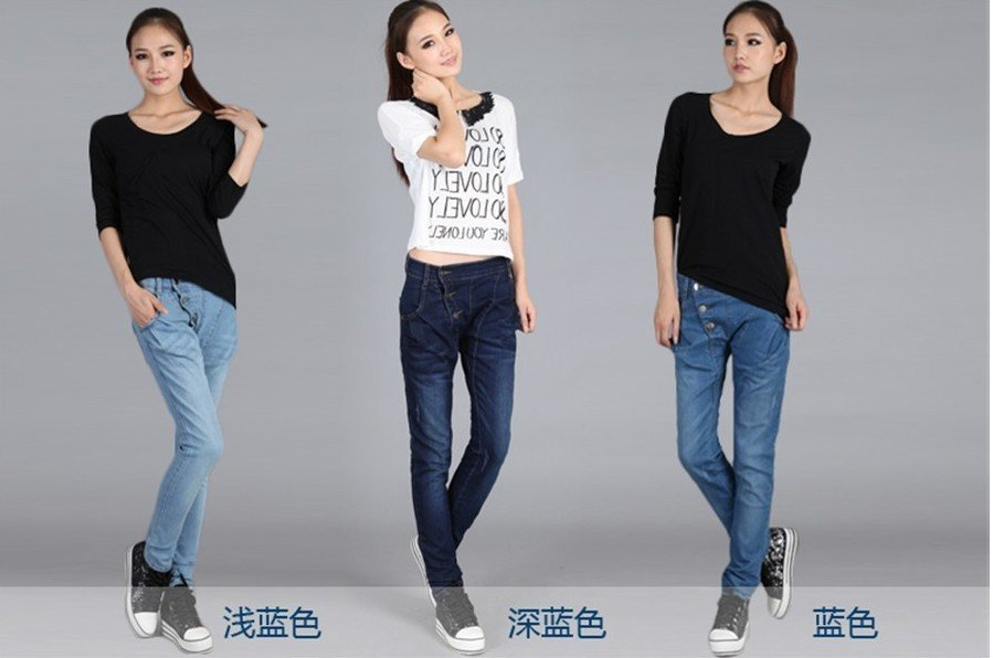 jeans canada Picture - More Detailed Picture about Autumn fashion ...