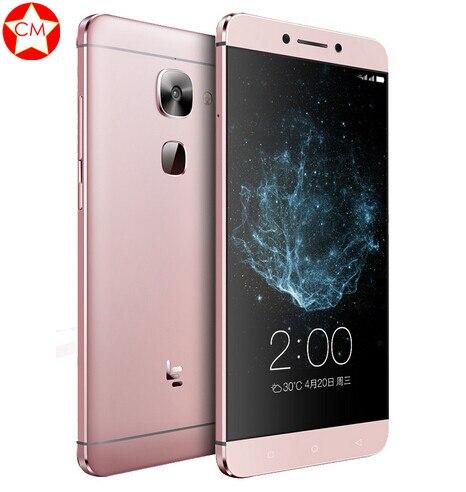 """Originale Letv LeEco Le 2X620 4G LTE Mobile Phone MTK6797 Deca Core 1920*1080 5.5"""" 3 GB/4 GB di RAM 16/32 GB ROM di Impronte Digitali ID 16.0MP"""