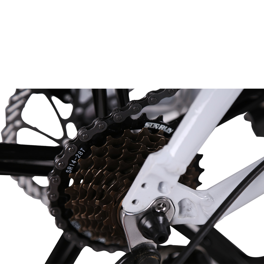 K1 Mountain Bike 20 Aluminum bicycle 7-Speed Top Quality