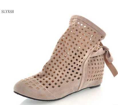size 34 43 Women's Boots Summer Cute