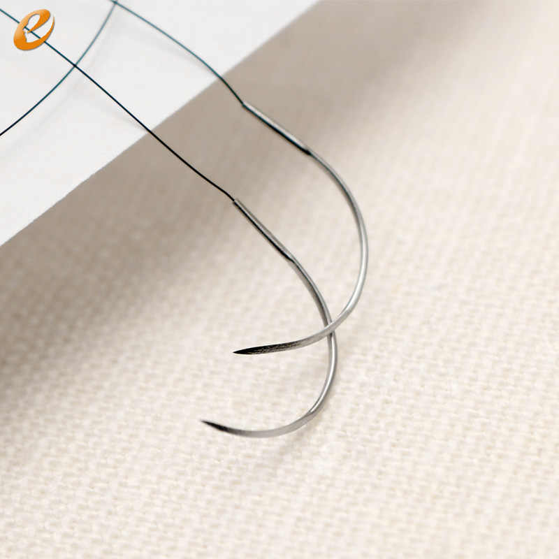 Line of suture needle Cosmetic instruments Double eyelid thread insert tool  Medical suture needle