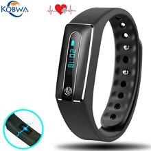 Умный Браслет NFC Bluetooth Водонепроницаемый Здоровье Фитнес Tracker Heart Rate Monitor Спортивные Носимых Браслет Для iPhone Android