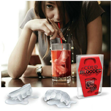 The tooth shape ice box DIY cream boxes silica gel