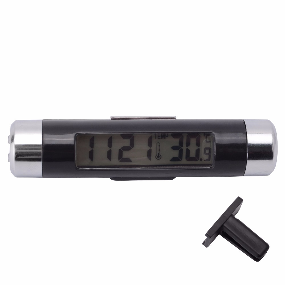HTB1rR2ClDqWBKNjSZFxq6ApLpXaU New 2 in 1 Car Auto Thermometer Clock Calendar LCD Display Screen Clip on Digital Blue back light Automotive Accessories