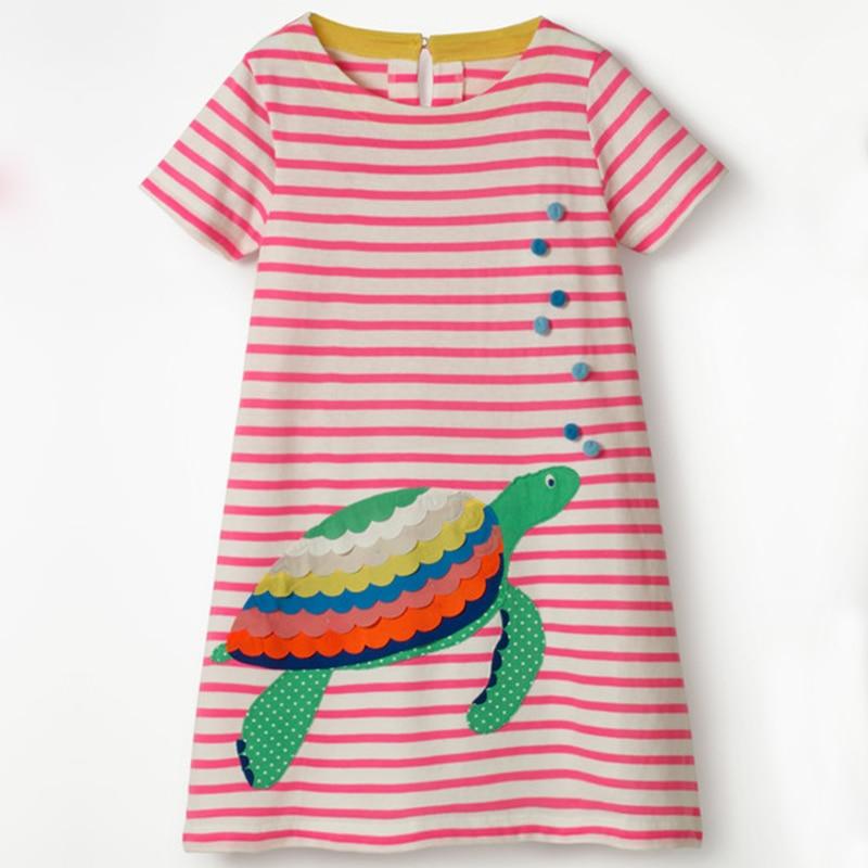 cbe06fe6491 2018 Νέο καλοκαίρι φόρεμα κορίτσι Μόδα Μάρκα Παιδιά Φορέματα ...