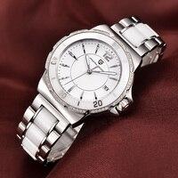 Pagani дизайнерские женские высококачественные керамические женские часы с браслетом знаменитые Роскошные брендовые модные женские часы для