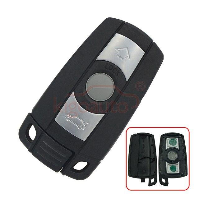 Kr55wk49127 Kr55wk49123 Smart Key Case 3 Button For Bmw 328i 330i