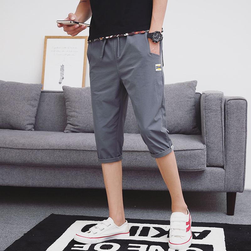 2018 streetwear cityboy new listing fashion Testing Seven Man Short Summer Leisure In Part The Free shipping Hot Favourite