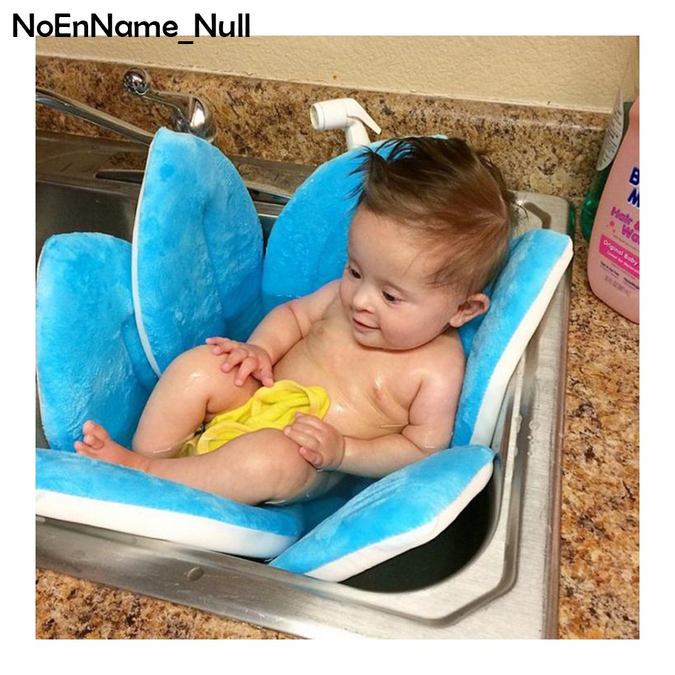 NoEnName_Null Blooming Bath flower bath Tub for baby BATH FOR BABIES ...