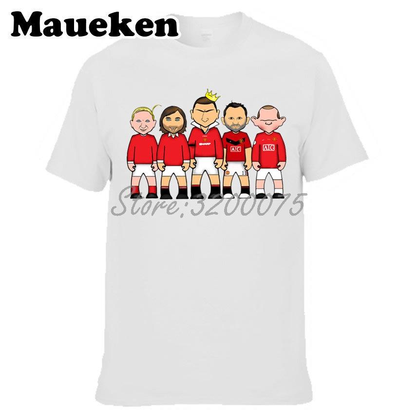 Printed onto high quality 280gsm professional photographic. Men T Shirt Legends King Eric Cantona George Best Wayne Rooney Ryan Giggs Bobby Charlton Clothes T Shirt Men S Tee W0515012 Buy At The Price Of 18 88 In Aliexpress Com Imall Com