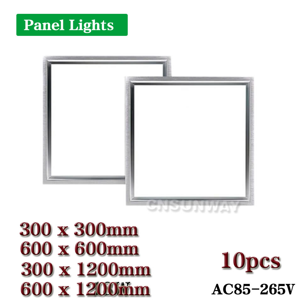 High quality with cheap price led panel light 36w 600x600 ac85 265v - Led Panel Light Square Lampada1x1 2x2 1x4 2x4ft 18w 36w 54w High Bright Led Indoor Ceiling