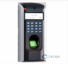f7 fingerprint access control with time attendance Free shipping!ZK F7 TCP/IP RS485 Keypad pincode fingerprint attendance Access