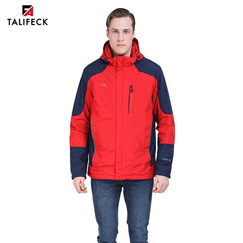 2019 Spring Men Windbreaker Autumn Padded Jacket Casual Cotton Coat Hooded Sports Windproof Jacket Trench Coat Parka Outwear