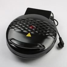DMWD многофункциональная электрическая сковорода с длинной ручкой для жарки 220 В для пиццы блинница машина двухсторонний нагревательный инструмент для барбекю 1300 Вт