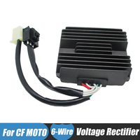 Motorcycle Voltage Regulator Rectifier For CFMOTO 500 CF500 500CC Quad Bike Go Kart UTV ATV 12v