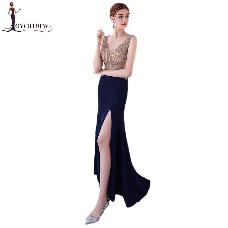 Automne robe femmes 2018 nouvelle robe de Banquet mode élégante Sexy robe de fête d'anniversaire diamant ornement Long Vestido Feminino X476