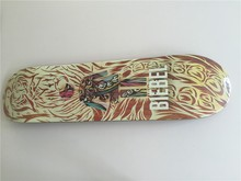 2015 Pro Skateboards Deck GIRL KENNEDY 1993 8″X31.5″ and Bieble 7.875 Canadian Maple Wooden Skate Deck