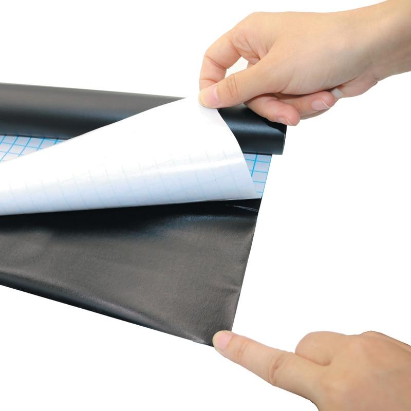 1 Pc Grün Bord Aufkleber Abnehmbare Vinyl Ziehen Löschbaren Graffiti Tafel Aufkleber Lernen Hinweis Bord Nachricht Bord 45x100cm