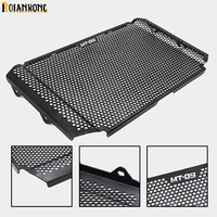 Motorcycles Radiator Side Guard Grill Grille Cover Protector CNC Aluminum FOR YAMAHA MT 09 SP 2017 2018 2019 MT09 SP 2017 2019