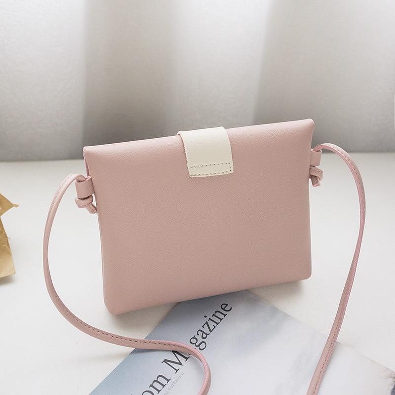 Women Designer Bags Handbags Famous Brands Solid Fashion Flap Women Crossbody Bag For Girl Brand Women Handbags 3