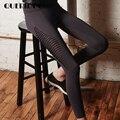 QUERIDOO Женщины Брюки Для Женщин Новый Стиль Черный Высокая Талия Фитнес Упругой Леггинсы Pantalones Mujer Брюки