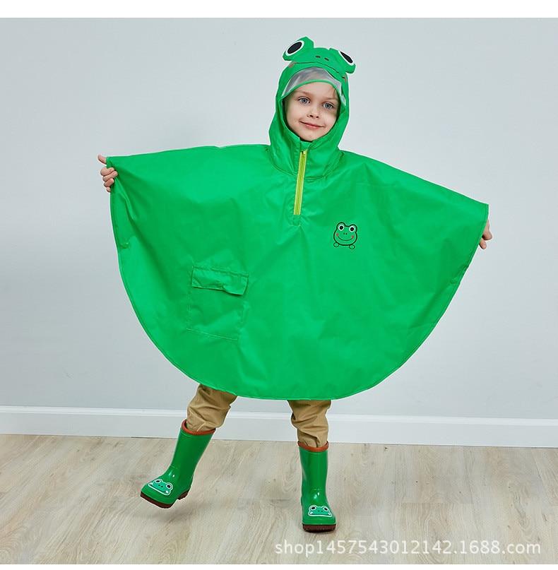 17.Rain Boots Kids for Boys Girls Rain Boots Waterproof Baby Non-slip Rubber Water Shoes Children four Seasons Rainboots