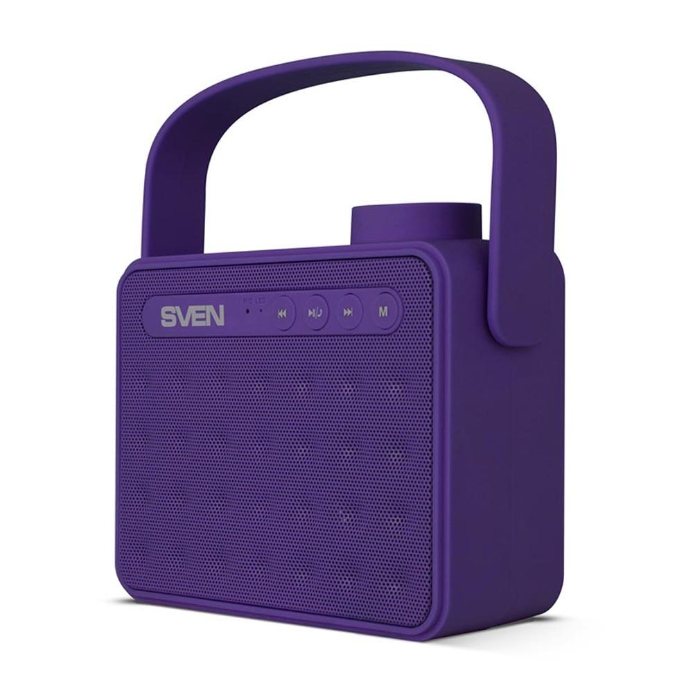 Consumer Electronics Portable Audio & Video Speakers SVEN SV-016098 speakers bluedio bs 3 consumer electronics portable audio