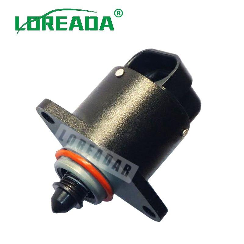 Idle air Control Valve IAC actuator For Lada 110 111 112 Kalina Samara Forma 2112114830002 C0973 2112-1148300-02 2112-114830