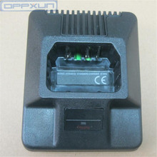 Caricabatterie OPPXUN Ni MH per Motorola GP600 GTX800 GTX900 PTX600 MTX638 LCS2000 LTS2000 gp88 GP300 radio