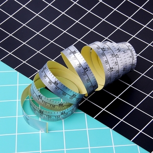 Image 4 - 151 ซม.กาววัดเทปไวนิลไม้บรรทัดสำหรับสติกเกอร์จักรเย็บผ้า