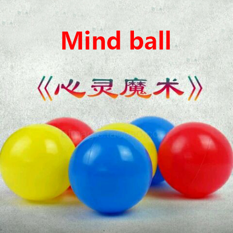Mentalismus magic ball farbe psychologie geist prophecy bühnen close up, lustig, magic tricks, gimmick-in Zaubertricks aus Spielzeug und Hobbys bei  Gruppe 1