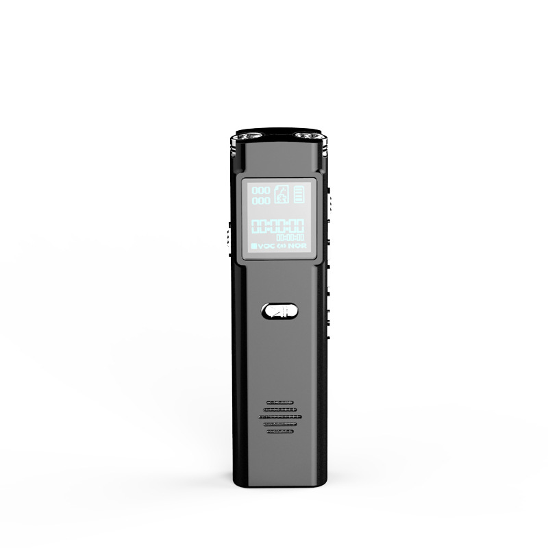 8GB Digital Voice Recorder U Disk Mp3 Player Professional Support Dictaphone Recognized Sound Automatically Starts Recording