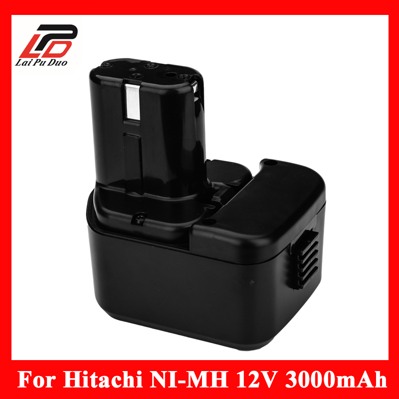 NEW 12v 3.0Ah Ni-MH Replacement power tool battery for NEW 12v 3.0Ah Ni-MH Replacement power tool battery for HITACHI EB1212S, new 24v ni mh 3 0ah replacement rechargeable power tool battery for bosch bat299 bat240 2 607 335 637 bat030 bat031 gkg24v