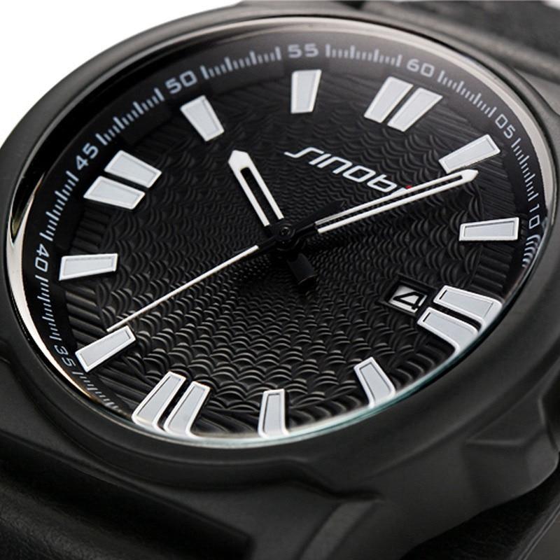 SINOBI Mens Αθλητικά Στρατιωτικά Ρολόγια - Ανδρικά ρολόγια - Φωτογραφία 6